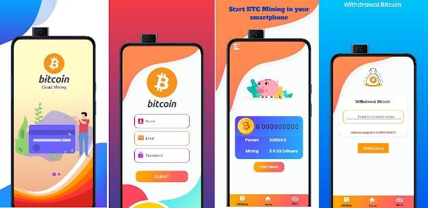 Bitcoin Master – Bitcoin Cloud Mining 5