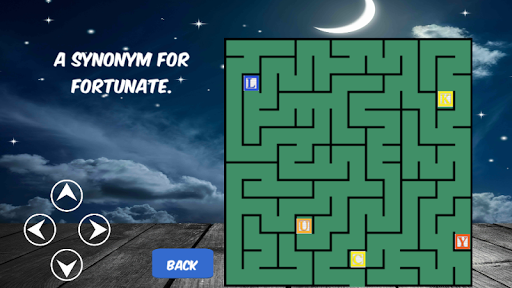 Word Maze Puzzle screenshots 5