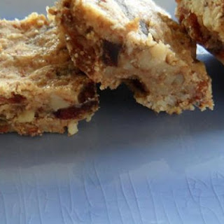 Toasted Tri-Nut Energy Bars