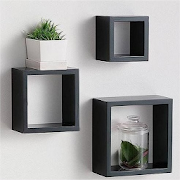 Simple and Creative Models Wall Shelves