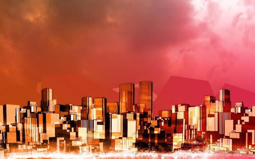 City Vector Live Wallpaper