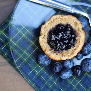 Brave Inspired Blueberry Breakfast Cake Recipe