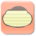 Cloud Notes - Simple Notepad icon