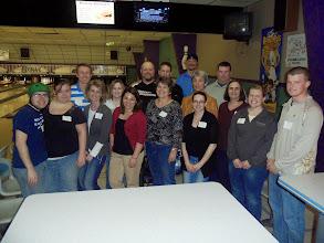 Photo: April 12, 2013 Bowling Mixer Gang