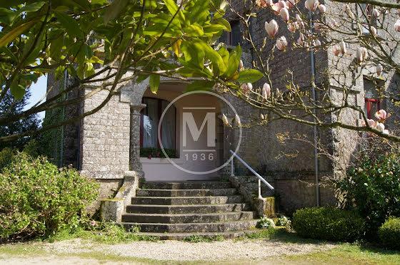 Vente manoir 13 pièces 320 m2