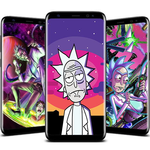 rick and morty wallpaper hd 4k apps on google play