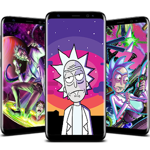 Download Rick And Morty Wallpaper Hd 4k By Alice Park Apk