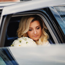 Wedding photographer Anna Rovkina (AnetteR). Photo of 16.10.2017