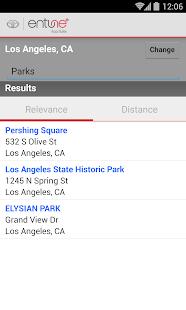 Toyota Entune®- screenshot thumbnail