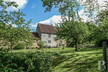 manoir à Rémalard (61)