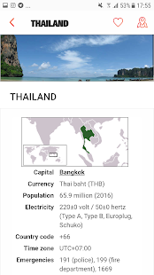 ✈ Thailand Travel Guide Offline - náhled