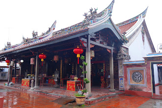 Photo: Cheng Hoon Teng Temple