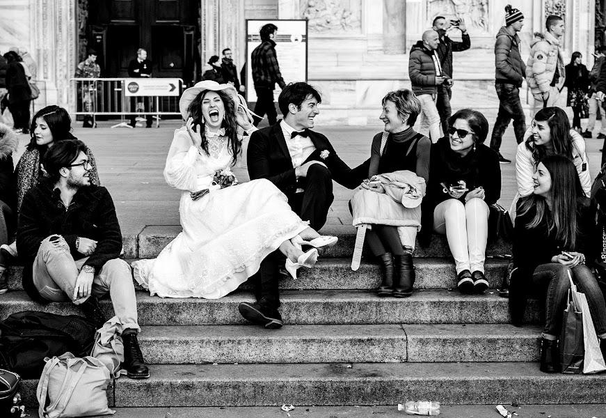 Wedding photographer Stefano Ferrier (stefanoferrier). Photo of 25.05.2018