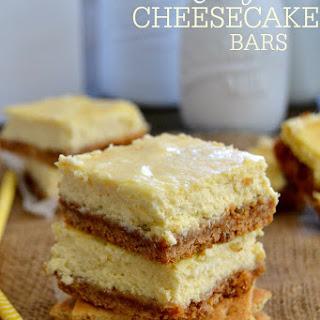 No Bake Cheesecake Bars Recipes.
