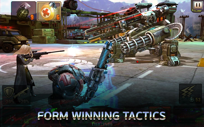 Evolution: Battle for Utopia screenshot #24