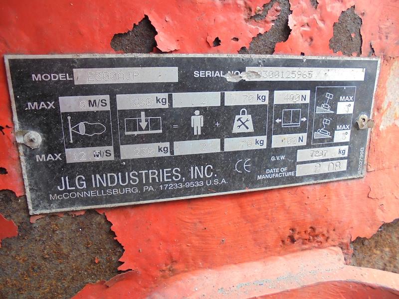 Photo de JLG E300AJP