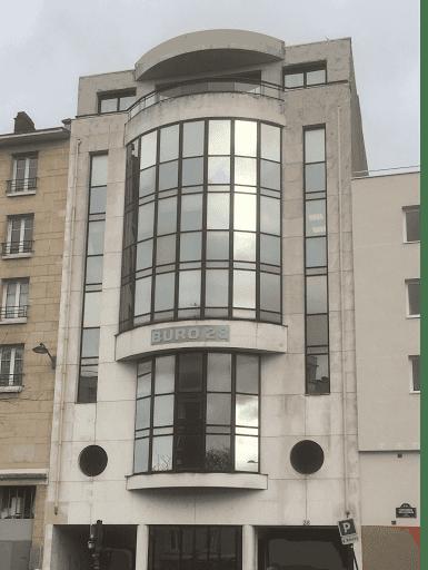 Immeuble bureaux de Weodeo