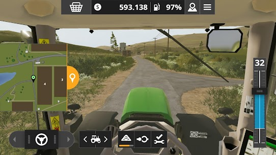 Farming Simulator 20 Mod Apk Download For Android and Iphone 6