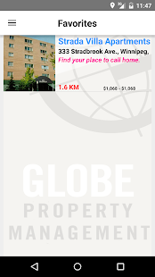 Globe — Apartments for Rent- screenshot thumbnail