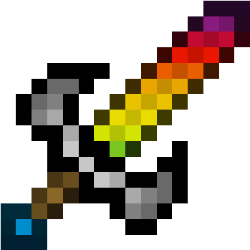 diamond sword (rainbow) (find the other swords in my profile