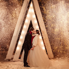 Wedding photographer Olga Nikolaeva (avrelkina). Photo of 27.01.2019