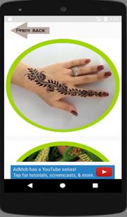 Mehndi Design , মেহেদী ডিজাইন - náhled