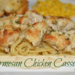 Parmesan Chicken Casserole.