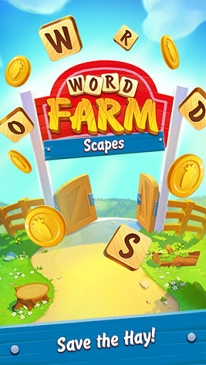 Word Farm Scapes: New Free Word & Puzzle Game apkdebit screenshots 6