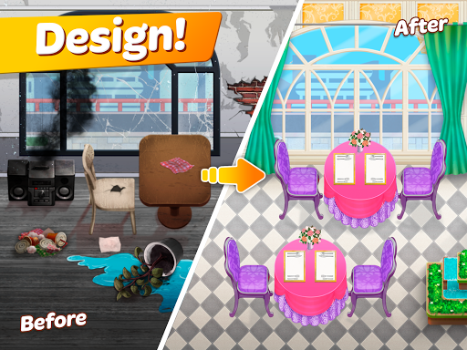 Cooking Diaryu00ae: Best Tasty Restaurant & Cafe Game apkslow screenshots 10