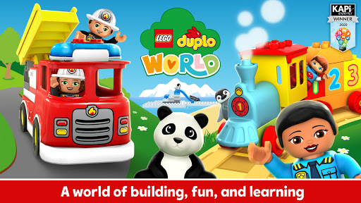 LEGO® DUPLO® WORLD apkdemon screenshots 1