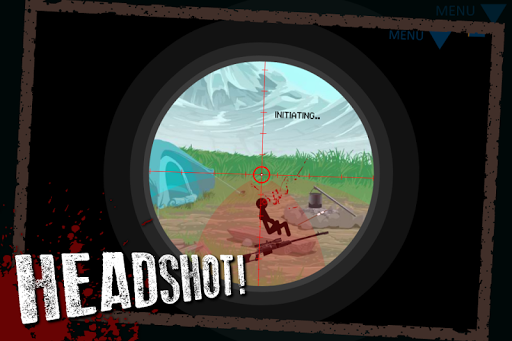 Clear Vision 3 -Sniper Shooter screenshot 3