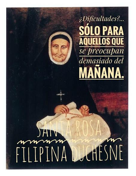 Sta Rosa Filipina Duchesne