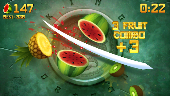 Fruit Ninja® Capture d'écran