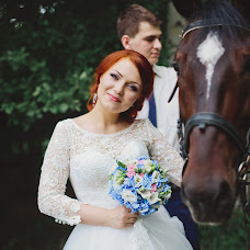 Wedding photographer Alena Bukhancova (Hnomek). Photo of 05.11.2015