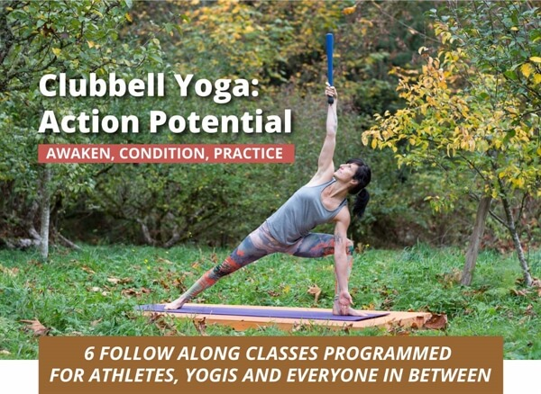 Action Potential - Clubbell Yoga Strength Training - Buy Yoga Mats Online