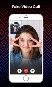 Fake Video Call – Fake Time Video Call Messanger Apk  Download For Android 6