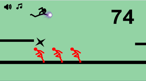 Stickman Run and Jump 0.6 screenshots 2