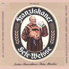 Logo of Franziskaner Hefe-Weisse