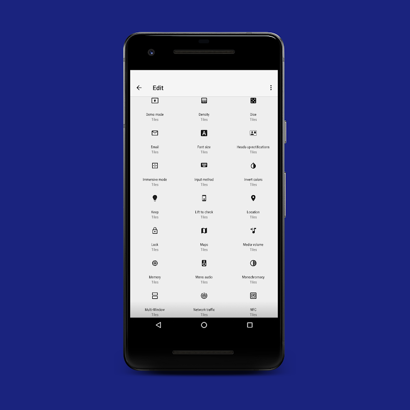 Tiles Screenshot 2