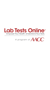 Lab Tests Online-M- screenshot thumbnail