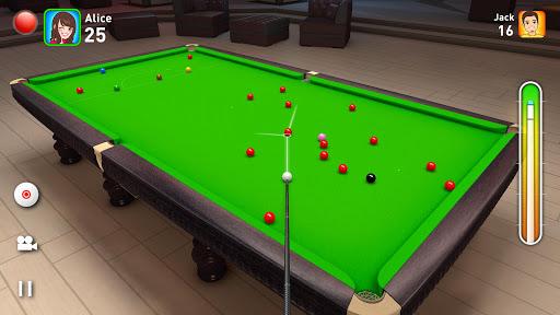 Real Snooker 3D 1.14 screenshots 17