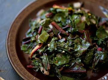 Deb's Best Traditional Greens Southern Style