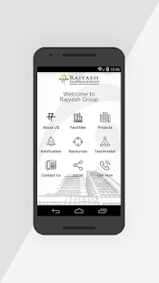 RajYash Group- screenshot thumbnail