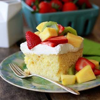Tres Leches Poke Cake (3 Milk Poke Cake)