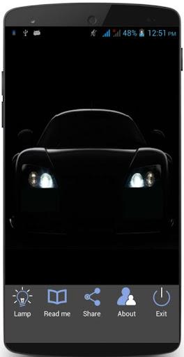Flashlight Super-Car Bright