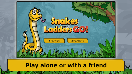 Snakes and Ladders Go! (Free) - náhled