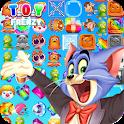Toon Cat Match - Puzzle Blast icon