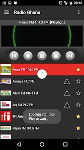 RADIO GHANA screenshot 2