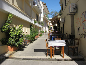 Photo: Side streets of Preveza