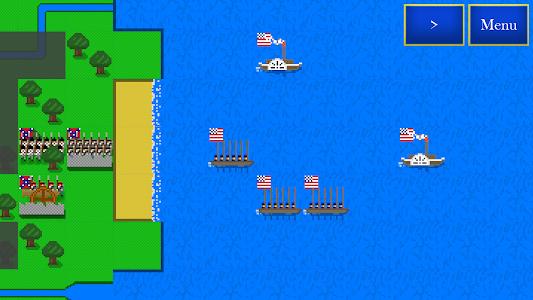 Pixel Soldiers: Bull Run v1.0